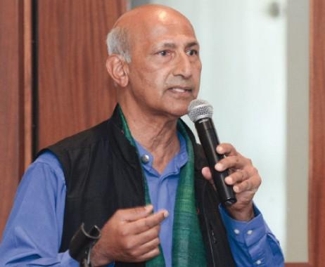Dr. Krishna Madappa