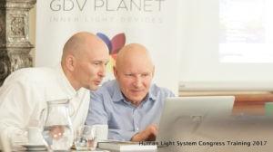 MyStone device - Human Light System Equipment